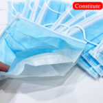 Custom 3-Layer Anti Pollution Doctor Antivirus Disposable Mouth Mask for Protection